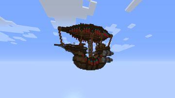 Airship Trailblazer Minecraft Map & Project