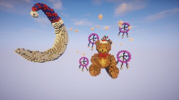 Toy Minecraft Map & Project