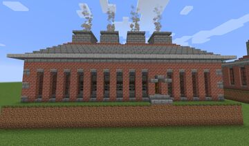 The Foundry - Version 3 ( and ver. 2 too!) Automatic Furnace Array! Minecraft Map & Project