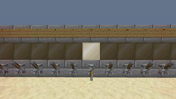 Subtraction Calculator Minecraft Map & Project