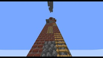 Climbing Over It with Deth7 Minecraft Map & Project