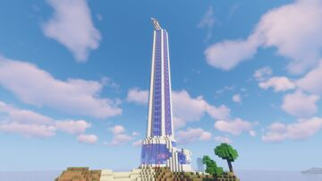 Ivorr Tower Minecraft Map & Project
