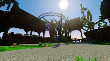 BlokDünyası Faction  Map | by Mamisya Minecraft Map & Project