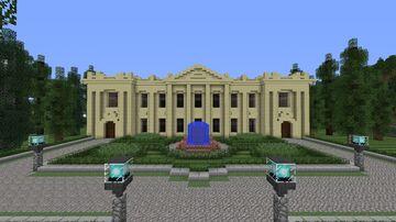 Wayne Manor - Batman V. Superman Minecraft Map & Project
