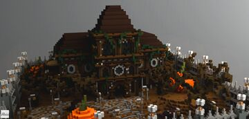 Haunted House Minecraft Map & Project