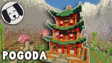 Minecraft Pogoda Build Minecraft Map & Project