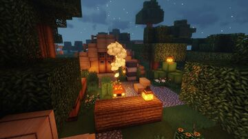 Minecraft Camp House Minecraft Map & Project