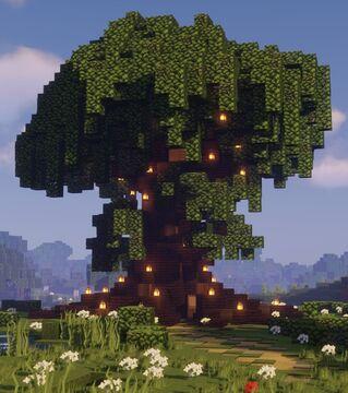 Treehouse Minecraft Maps Planet Minecraft Community