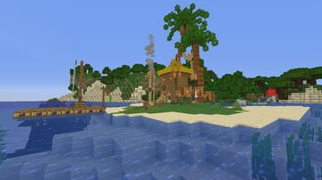 Lurelin Minecraft Map & Project
