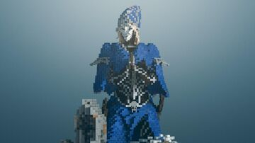 Lord's Blade Ciaran from Dark Souls Minecraft Map & Project