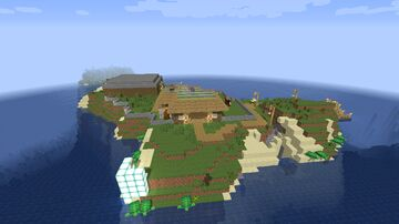 Turtle Cove Survival Island! Minecraft Map & Project