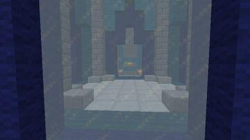Mirror dimension Minecraft Map & Project