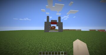 Jurassic park the ride world Minecraft Map & Project