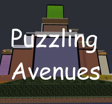 Puzzling Avenues Minecraft Map & Project