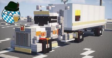 Peterbilt 289 Minecraft Map & Project