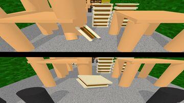 Sandwich Simulator Game Showcase Minecraft Map & Project