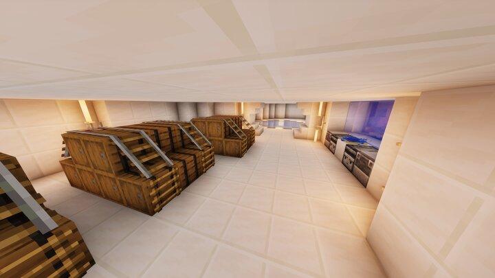 Storage & Beaming Room