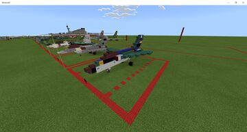 Panvia Tornado Minecraft Map & Project