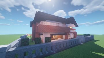 Japanese House (1.16.2) Minecraft Map & Project