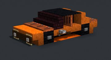 Ford Escort MK1 Minecraft Map & Project