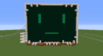 PAMA mcsm Recreation Minecraft Map & Project