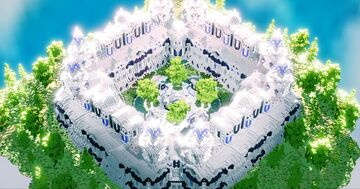 --Warrior Garden-- Minecraft Map & Project