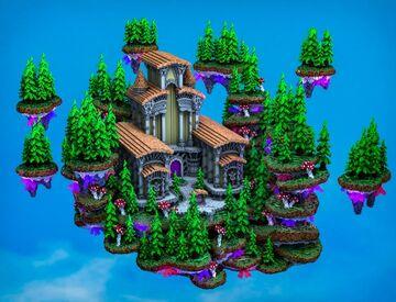 Magic Hub Minecraft Map & Project