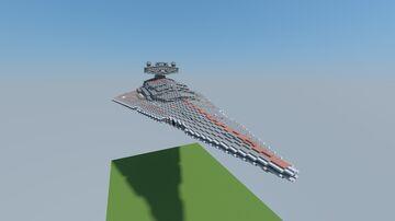 New Republic Captured Star Destroyer Minecraft Map & Project