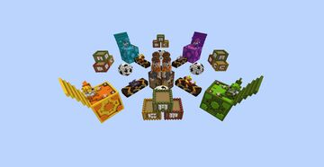 Bedwars - Toys Minecraft Map & Project