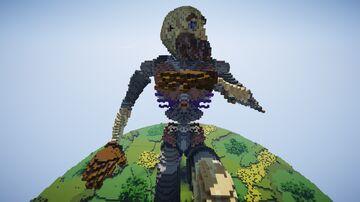 Hairless cyborg Minecraft Map & Project