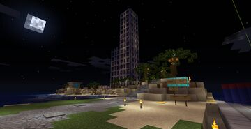 S.S. Island Minecraft Map & Project