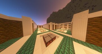 Plugin-Free 2-6 Player FFA PVP System With 4 Maps (0.1.3) Minecraft Map & Project