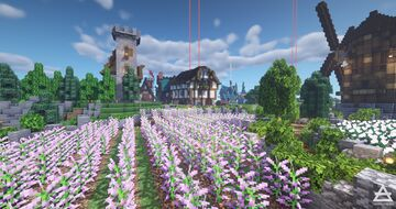 Arcadia Minecraft Map & Project