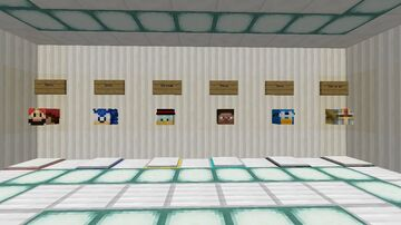 Crossover Clash Minecraft Map & Project