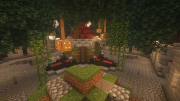 Ocudia - Free Minecraft Spawn For YOUR Server ! Minecraft Map & Project
