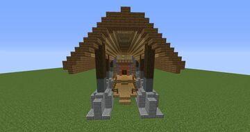 Mansion Mk2 Minecraft Map & Project