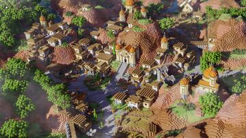 Canyon of the Ancients Minecraft Map & Project