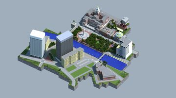 Providence, Rhode Island Minecraft Map & Project