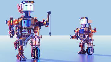Robo Junk Minecraft Map & Project
