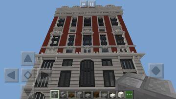 Building - skyscraper version Minecraft Map & Project