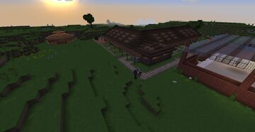 Stud - Horse Farm Minecraft Map & Project