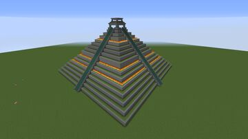 Aztec Temple (R.A.S.R) Minecraft Map & Project