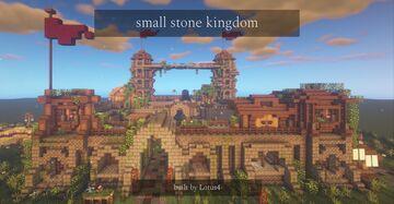 ❀ small stone kingdom ❀ Minecraft Map & Project