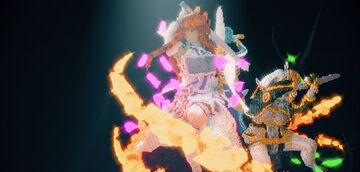 "Organic - ""Protector of Underworld ""Sword Art Online Alicization - By Akuriken Minecraft Map & Project"