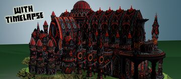Reozan Cathedral Minecraft Map & Project