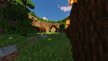 MineCollect-a-Thon (An adventure map inspired by 3D platformers) Minecraft Map & Project