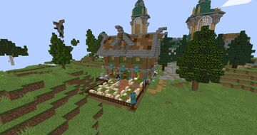 Coming to you soon! A special event and a special bar to get you merry! Minecraft Map & Project