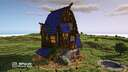 Medieval Mansion In The Plains Minecraft Map & Project