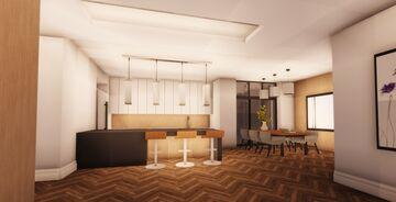 Modern Apartment Interior Design Minecraft Map & Project