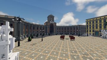Italian themed server spawn Minecraft Map & Project